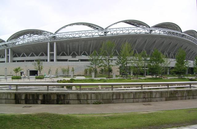 新潟スタジアム(ビッグスワン)